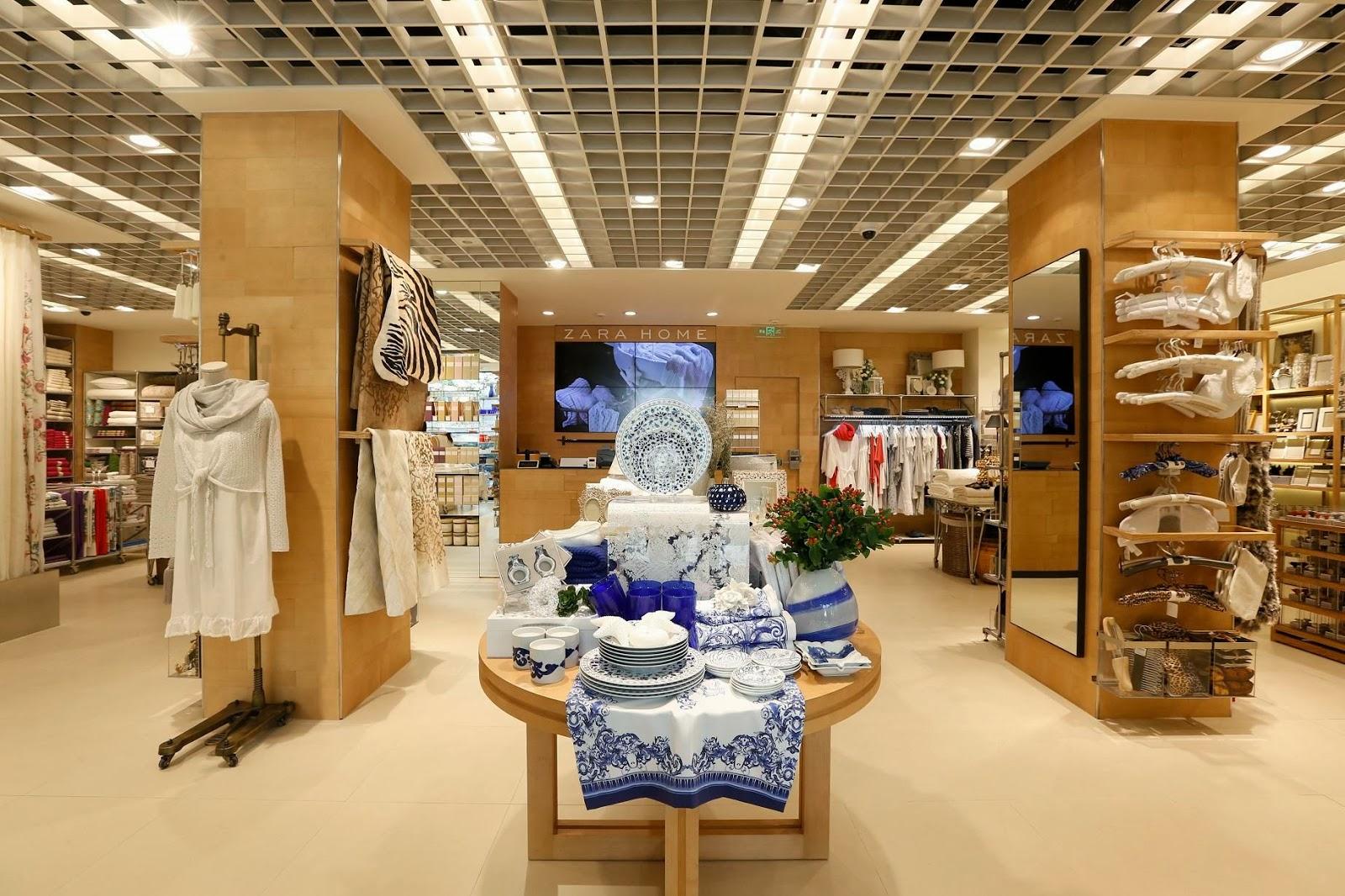 zara home modische idee 15 zara home lands its first store in shanghai
