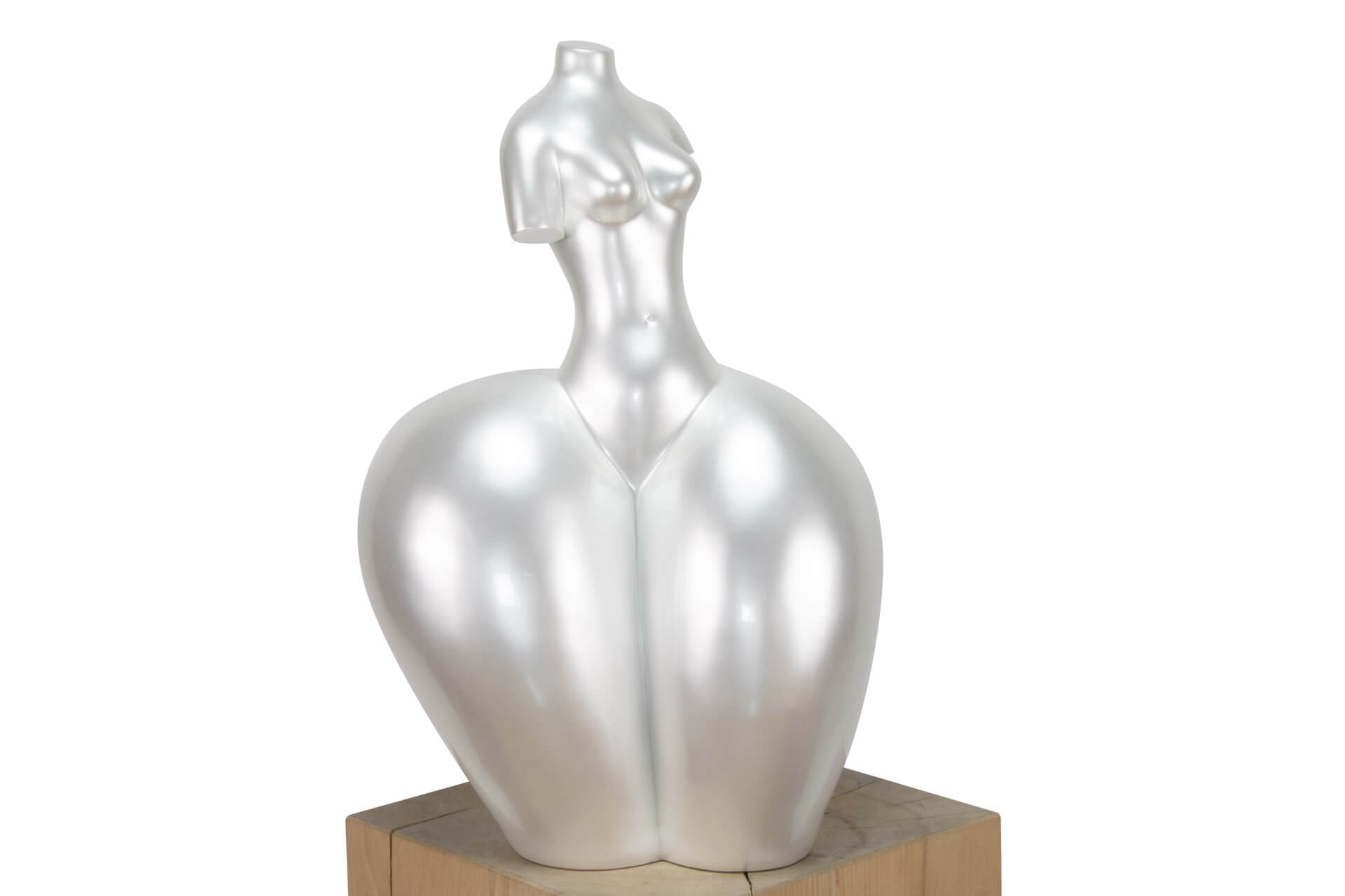 Deko Garten Stein Schön Sculpture as Pure as Snow 12x19x7inches