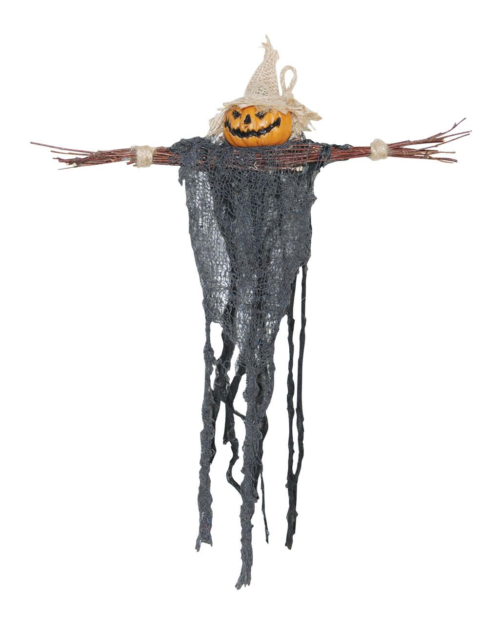 Deko Halloween Elegant Kürbis Vogelscheuche 45 Cm Halloween Deko