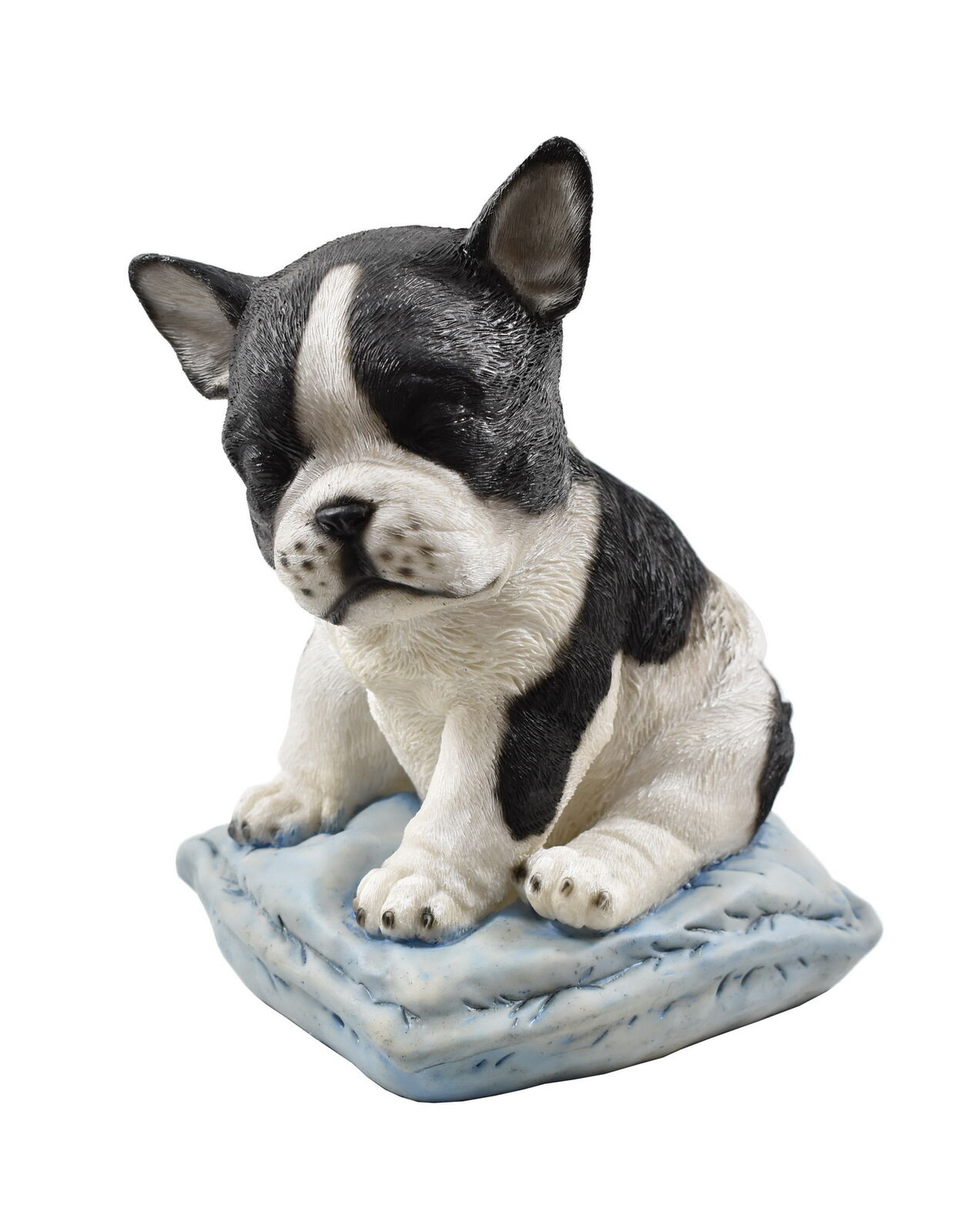 bulldogge bull dogge hund welpe deko garten tier figur skulptur mops terrier