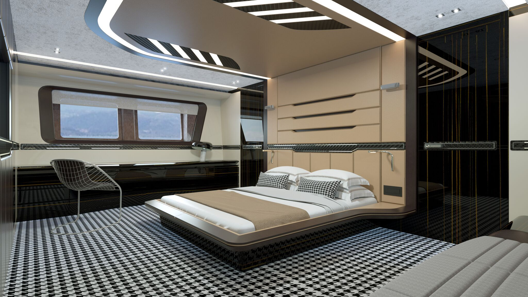 Dynamiq GTT 115 Hybrid Master Cabin