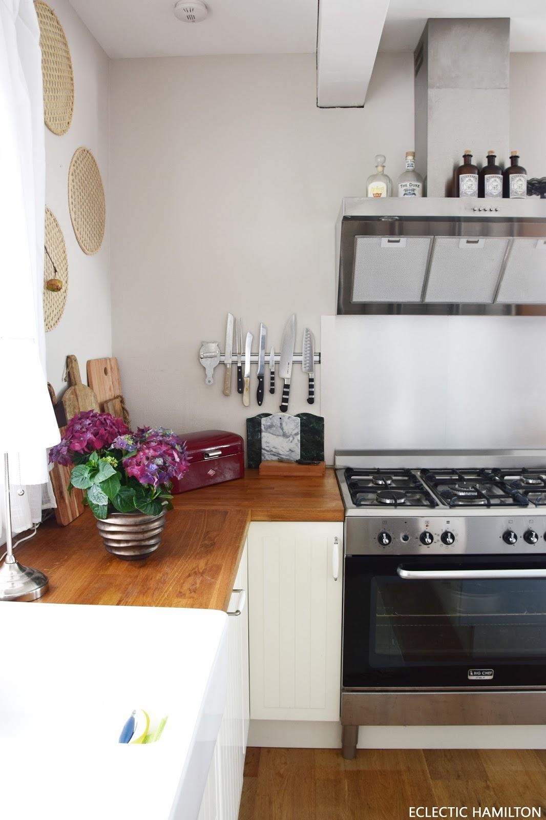 Tisch Set Deko Dekoration Wand Wanddeko Küche DIY kreativ 14