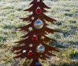 Deko In Rostoptik Frisch Weihnachtsbaum In Rostoptik Absolut Stabil In Deutschland
