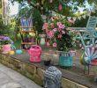 Deko Mauer Garten Inspirierend Garten Dekorieren Bunt