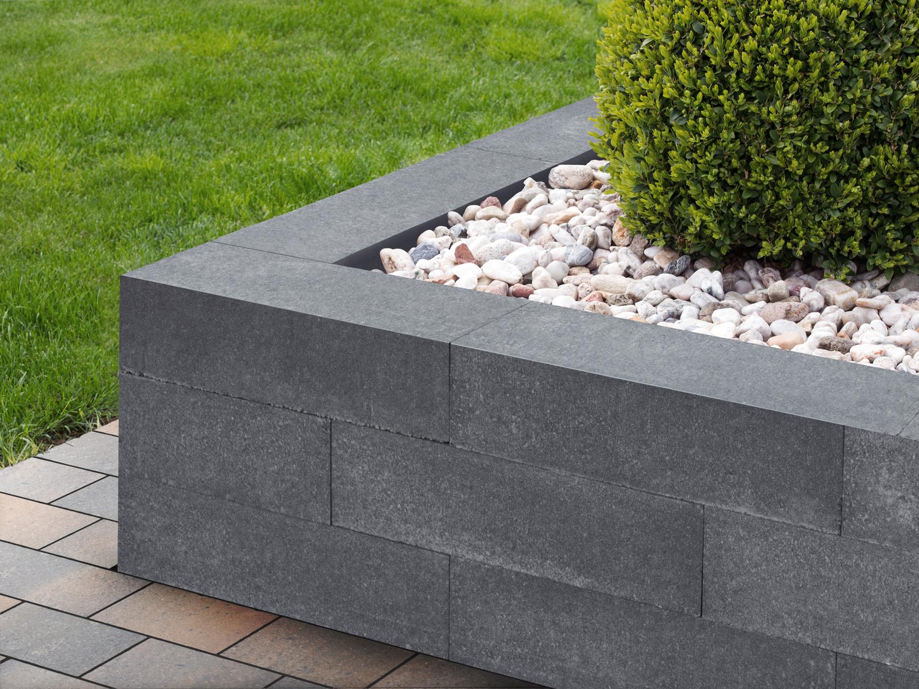 beton mauersteine garten and plano mauer kortmann beton