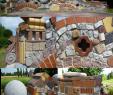 Deko Mauer Im Garten Schön Selbst Gebaute Mauer Mit Details Mauern