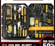 Deko Outlet Online Shop Einzigartig Deko 168 Pcs Hand tool Set General Household Kit with Wrench and Plastic toolbox