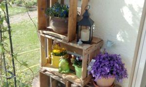 37 Frisch Deko Weinkisten Garten
