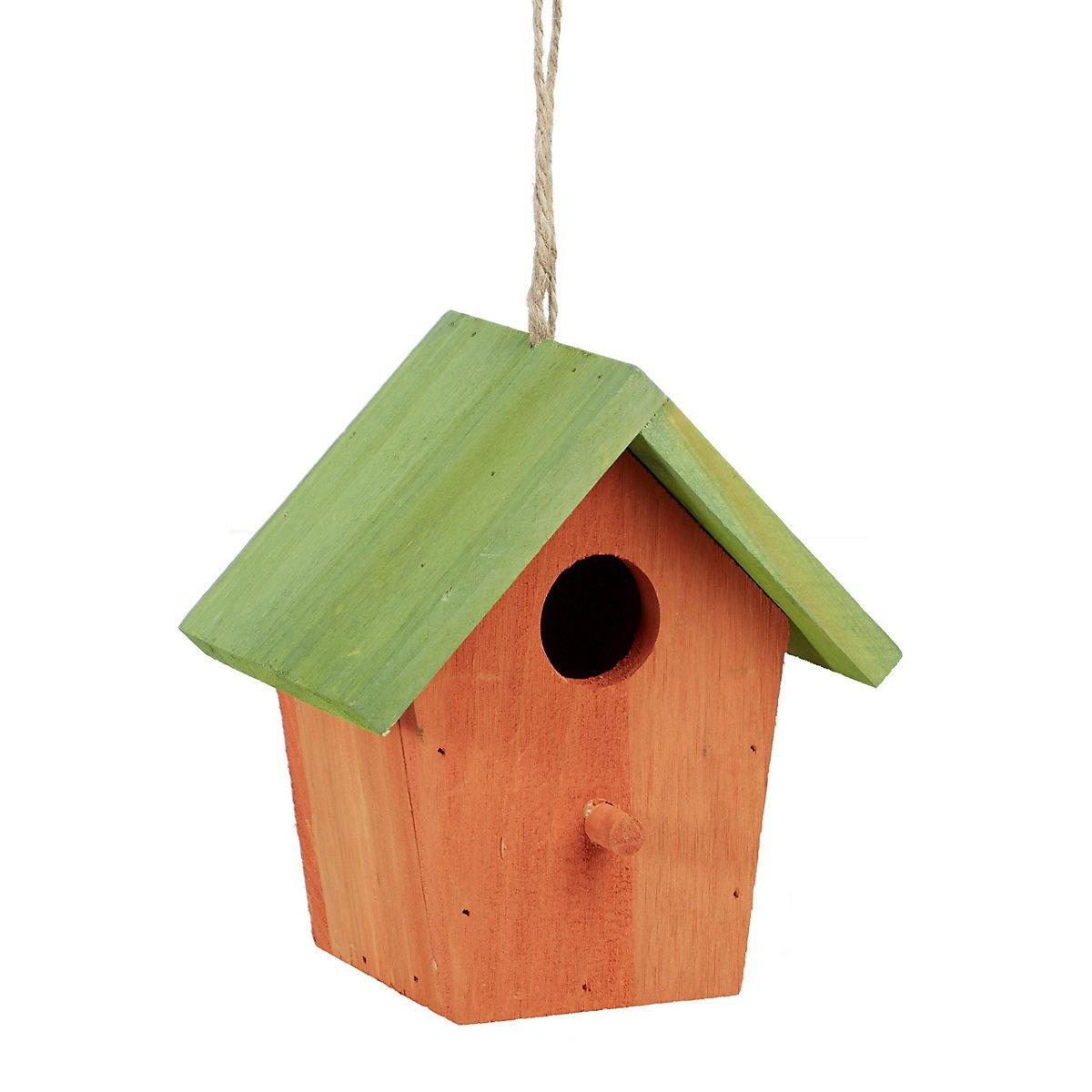 deko vogelhaus zum haengen