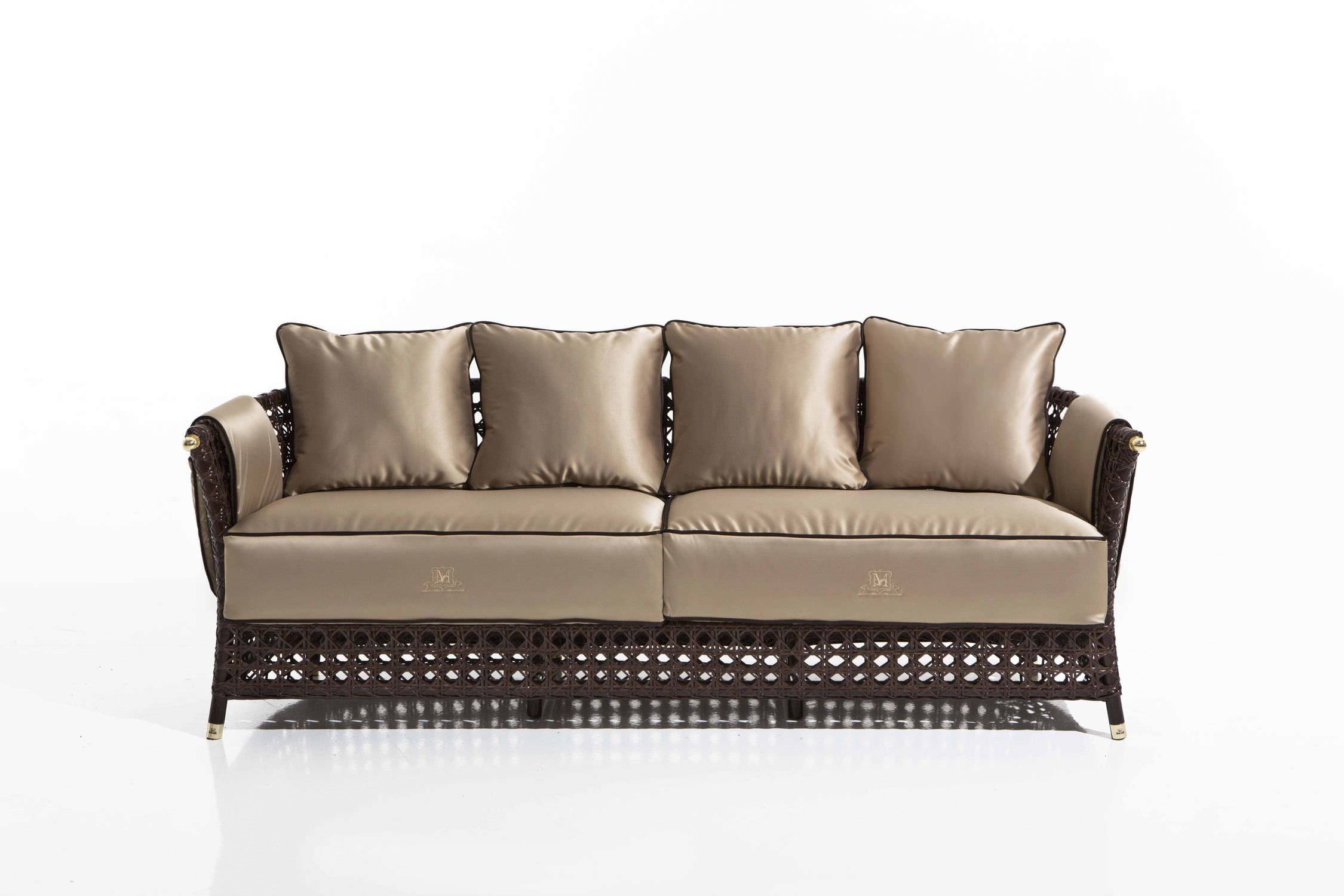 rattan sofa garten 8