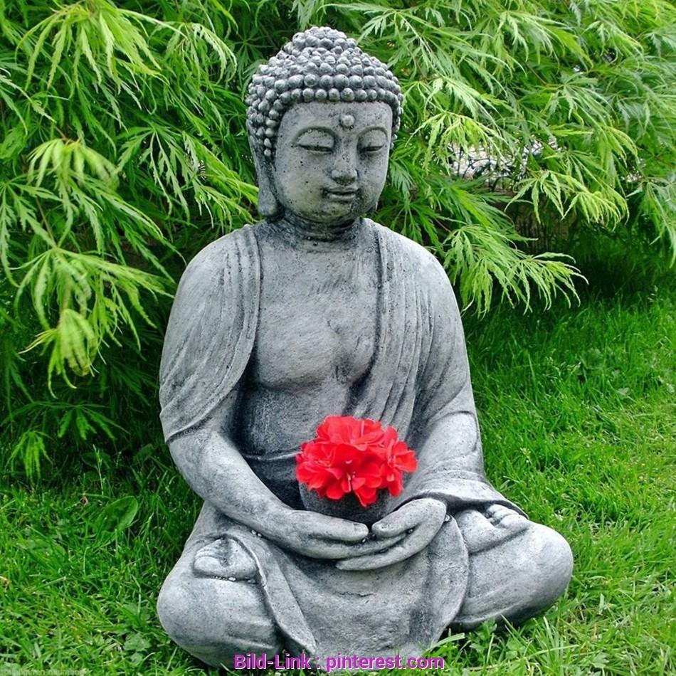exklusiv buddha garten 4291