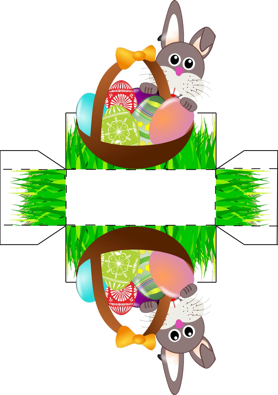 osterkorbchen vorlage malen basteln f09f90b0 cf80ceb1cf83cf87ceb1 pinterest mit osterhase ausmalen