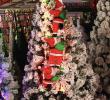 Dekoration Balkon Einzigartig Дед Мороз на Led гирРянде Санта КРаус поРзущий по Рестнице Рестница 100см 3 фигурки по 30см