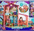 Dekoration Balkon Schön Игровой набор ЭнчантимаРс Домик Enchantimals Cosy House Playset with Danessa Deer Doll and Sprint Figure Mattel Bigl