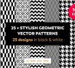 Dekoration Modern Frisch 25 X Geometric Vector Patterns Patterns Texture Decorative