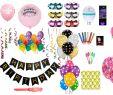 Dekoration Online Genial Birthday Room Decoration Kit