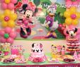 Dekoration Party Neu My Cupcakes Party Decoration for A Minnie Mouse Party