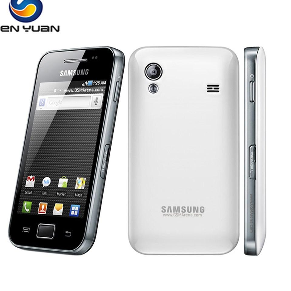 Unlocked S5830i font b Samsung b font font b Galaxy b font Ace S5830 Smartphone 3G