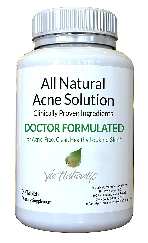 Vie Naturelle Acne Treatment Supplement