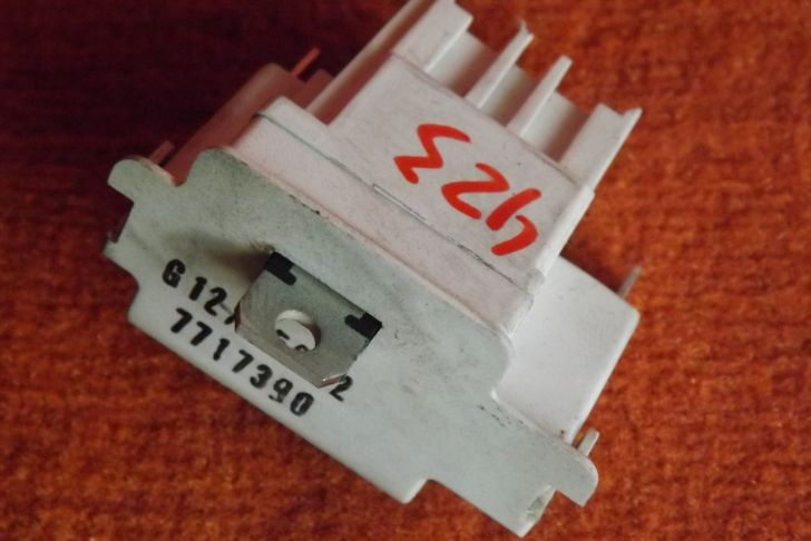 Edelrost Deko Hersteller Elegant Miele original Lüftungsrad Mrg423 Haushaltsgeräte