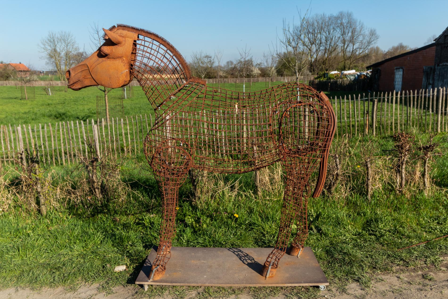 pferd edelrost