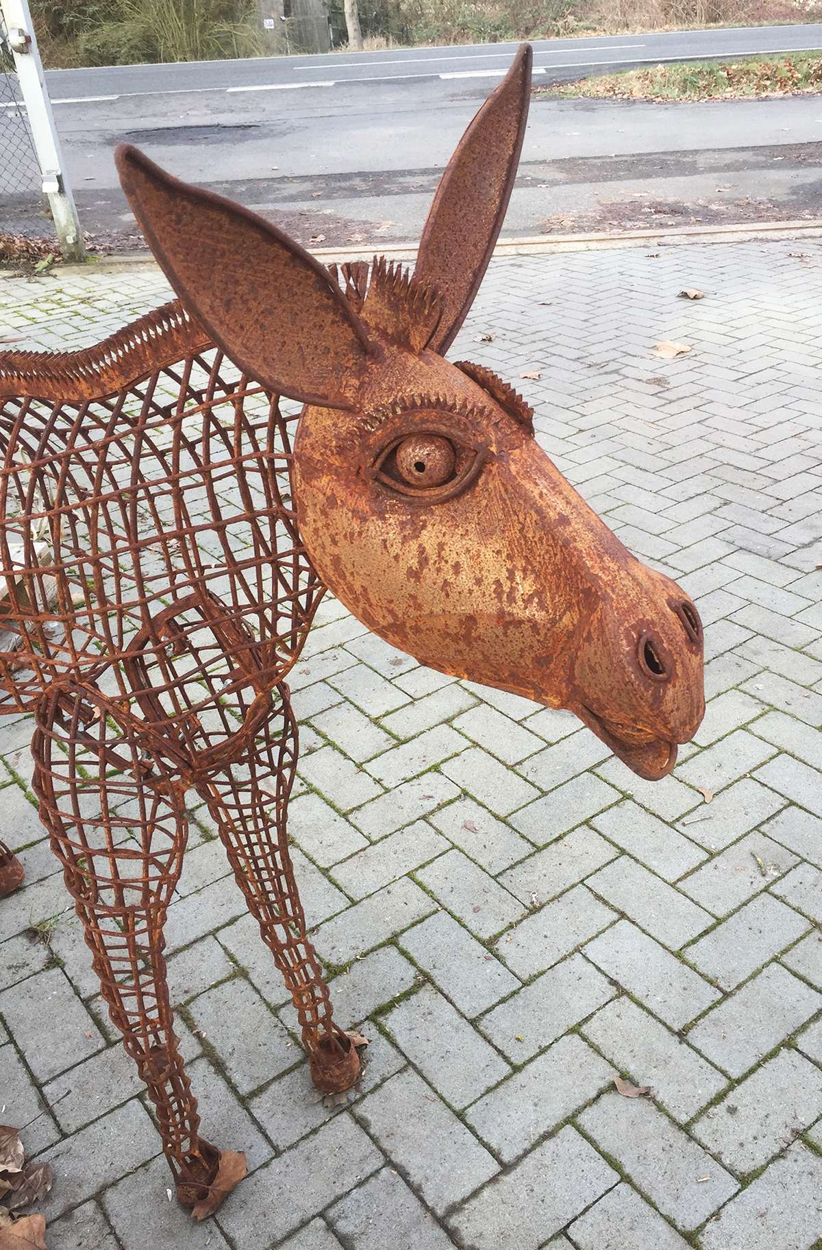 Rost Esel 3D klein 2 1280x1280 2x