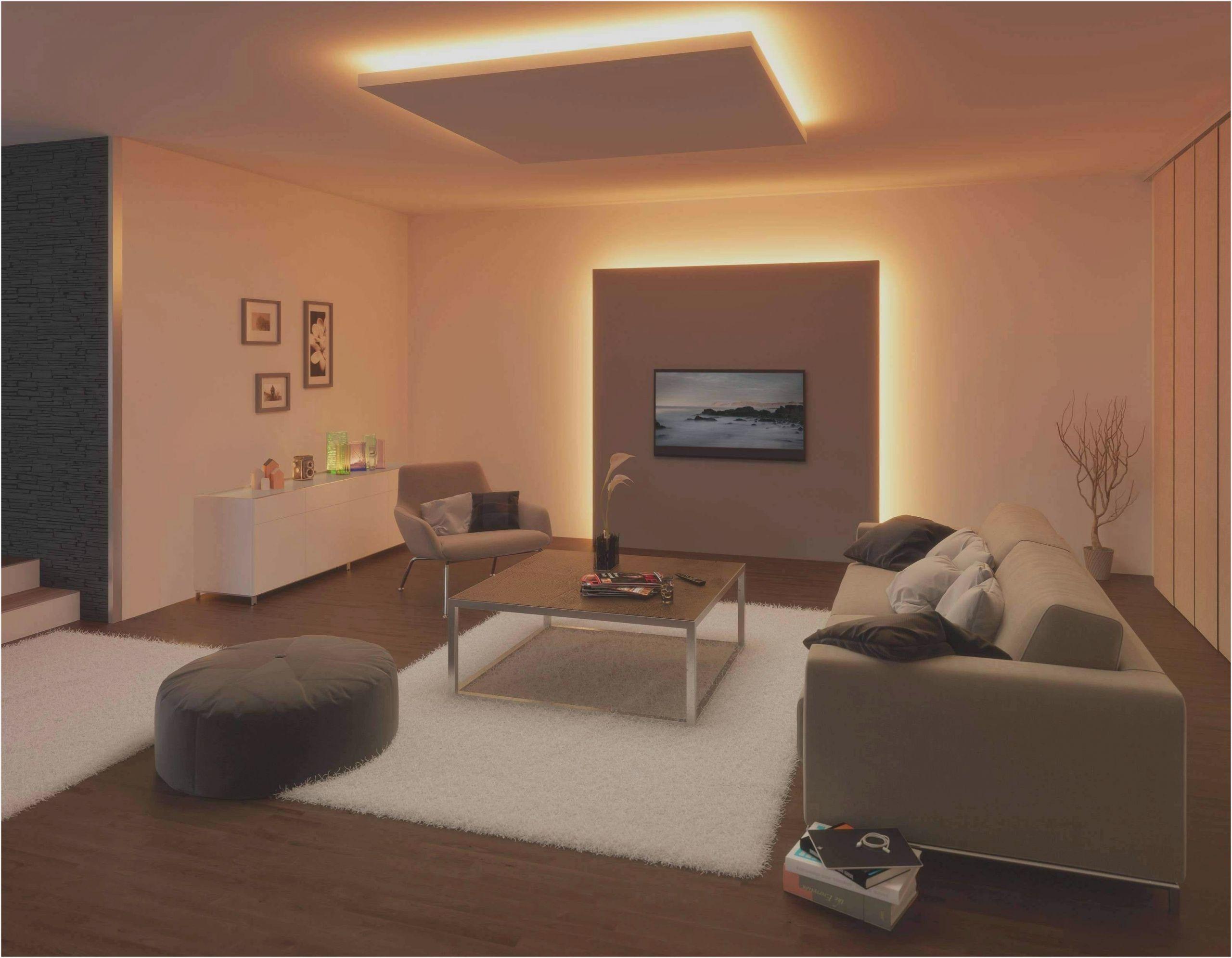 deko licht wohnzimmer scaled