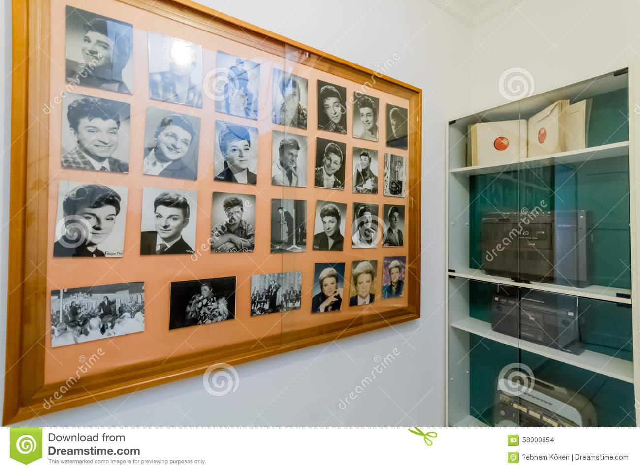 编辑类库存图片 zeki mã 的内部在博德鲁姆,土耳其ren博物馆 image