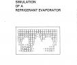 Eisen Deko Großhandel Best Of Simulation Of A Refrigerant Evaporator Aaan D