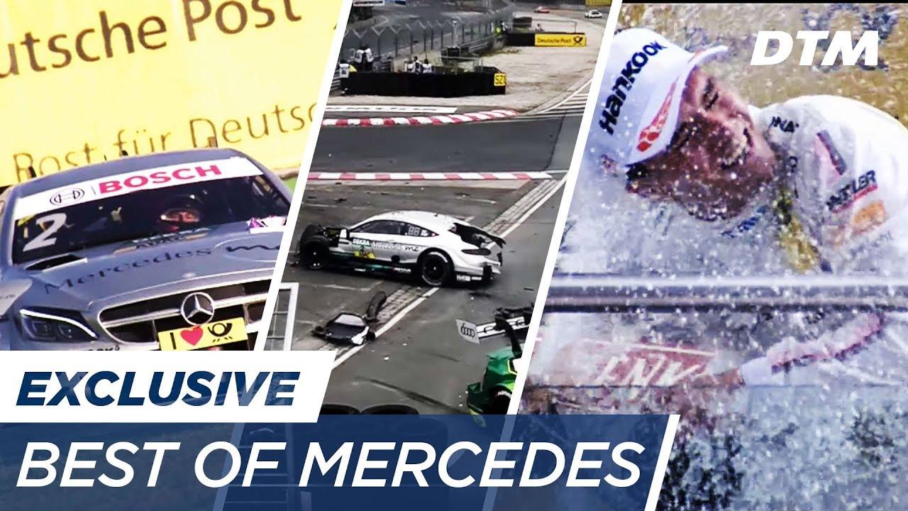 Engel Rost Luxus Mercedes the Best Moments Of Dtm Season 2017