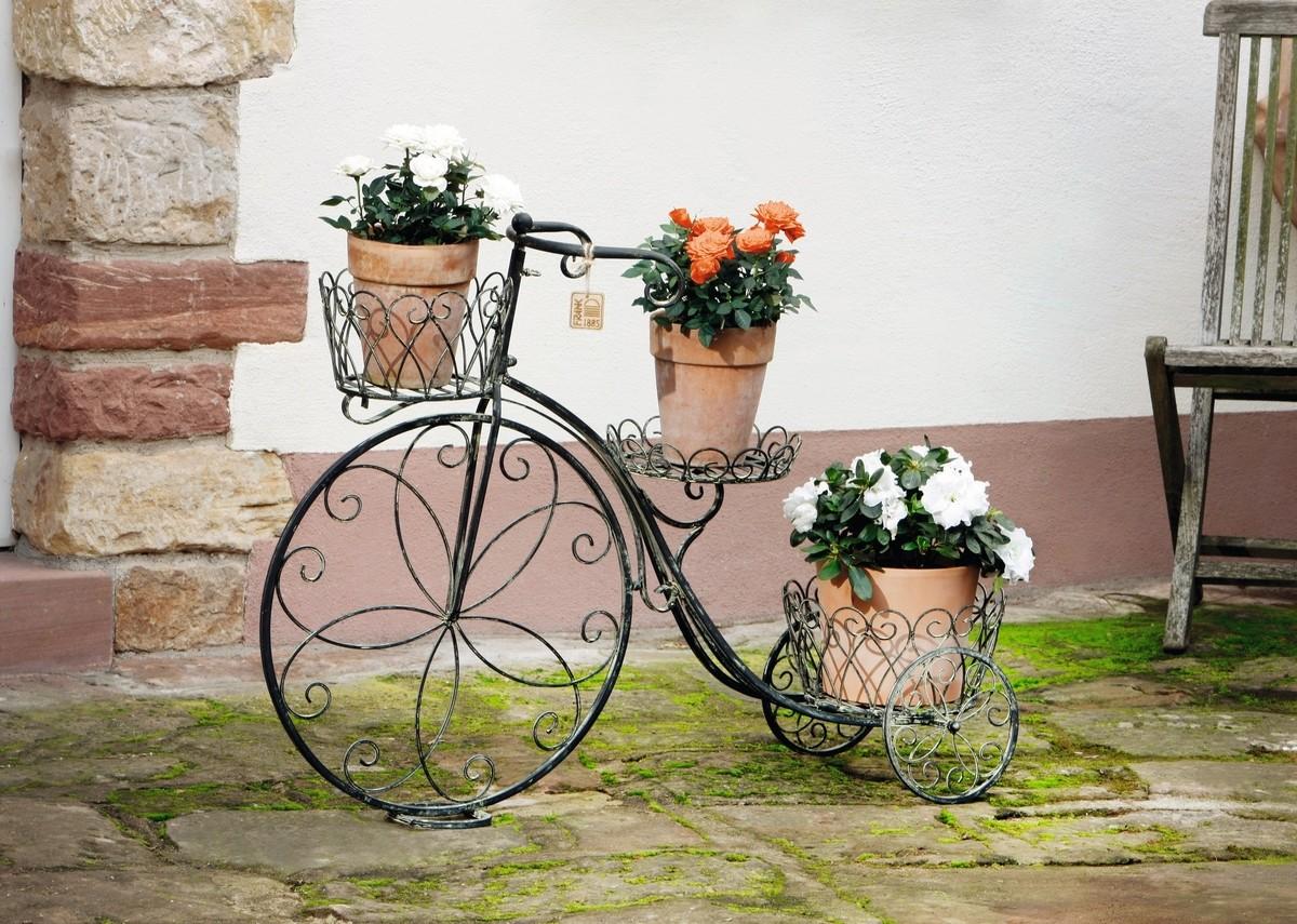 Pflanzrad Dekorad Gartendeko