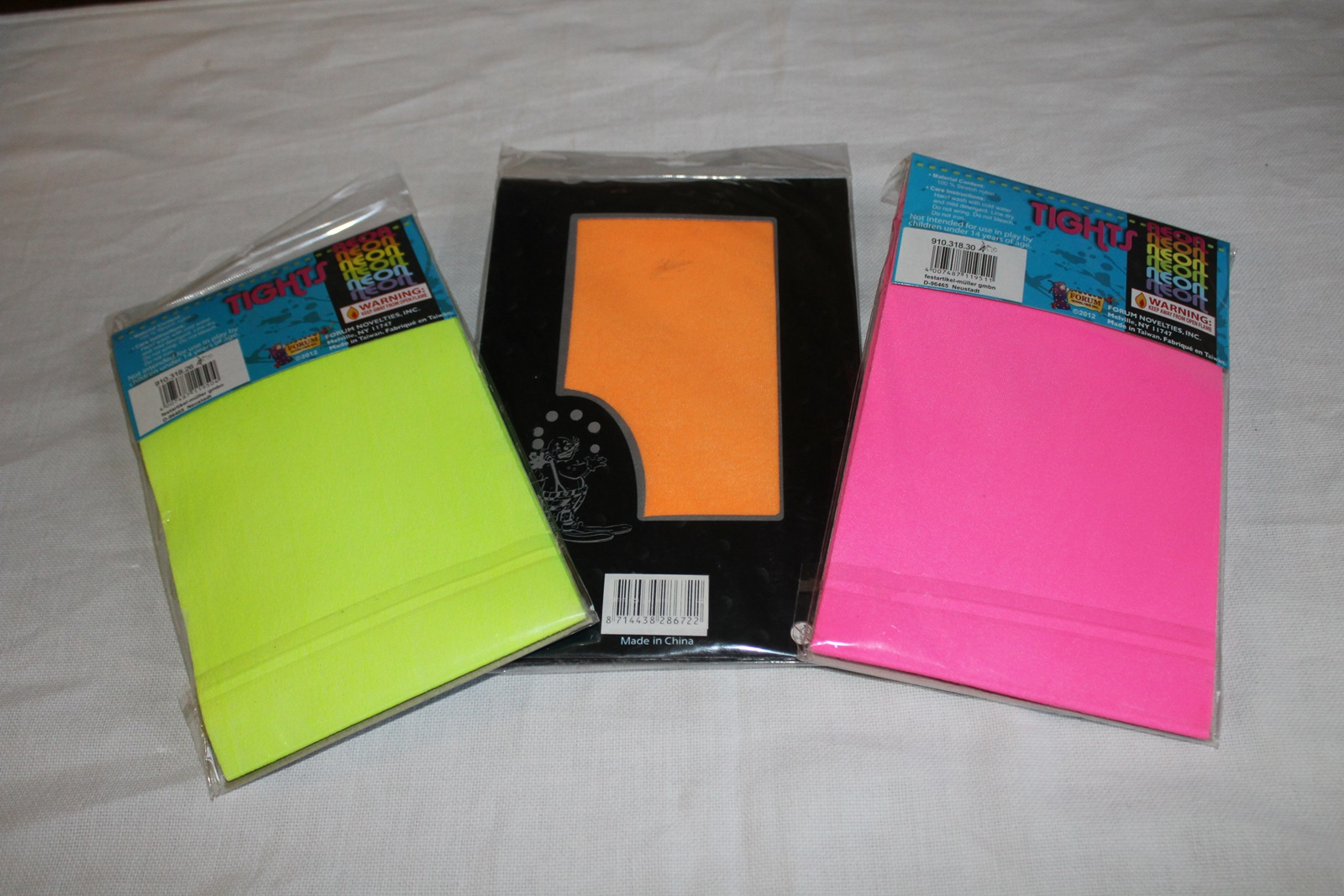 strumpfhose neon pink orange grun einheitsgrobe damen karneval kvn243 vJRcqjeCe24VIa