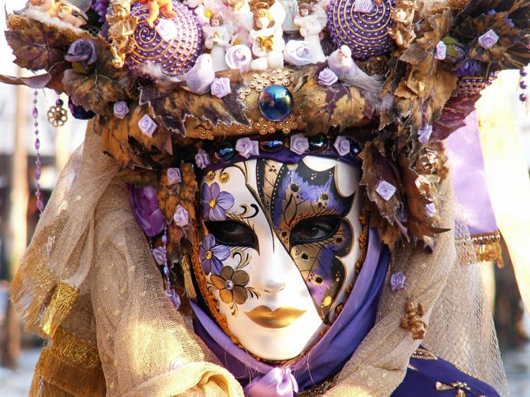 faschingskostume fur frauen ideen karneval venedig