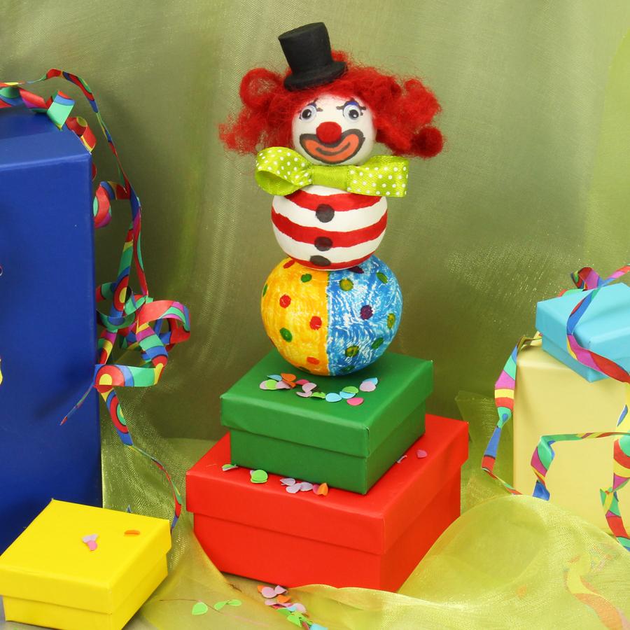 819 clown basteln 00