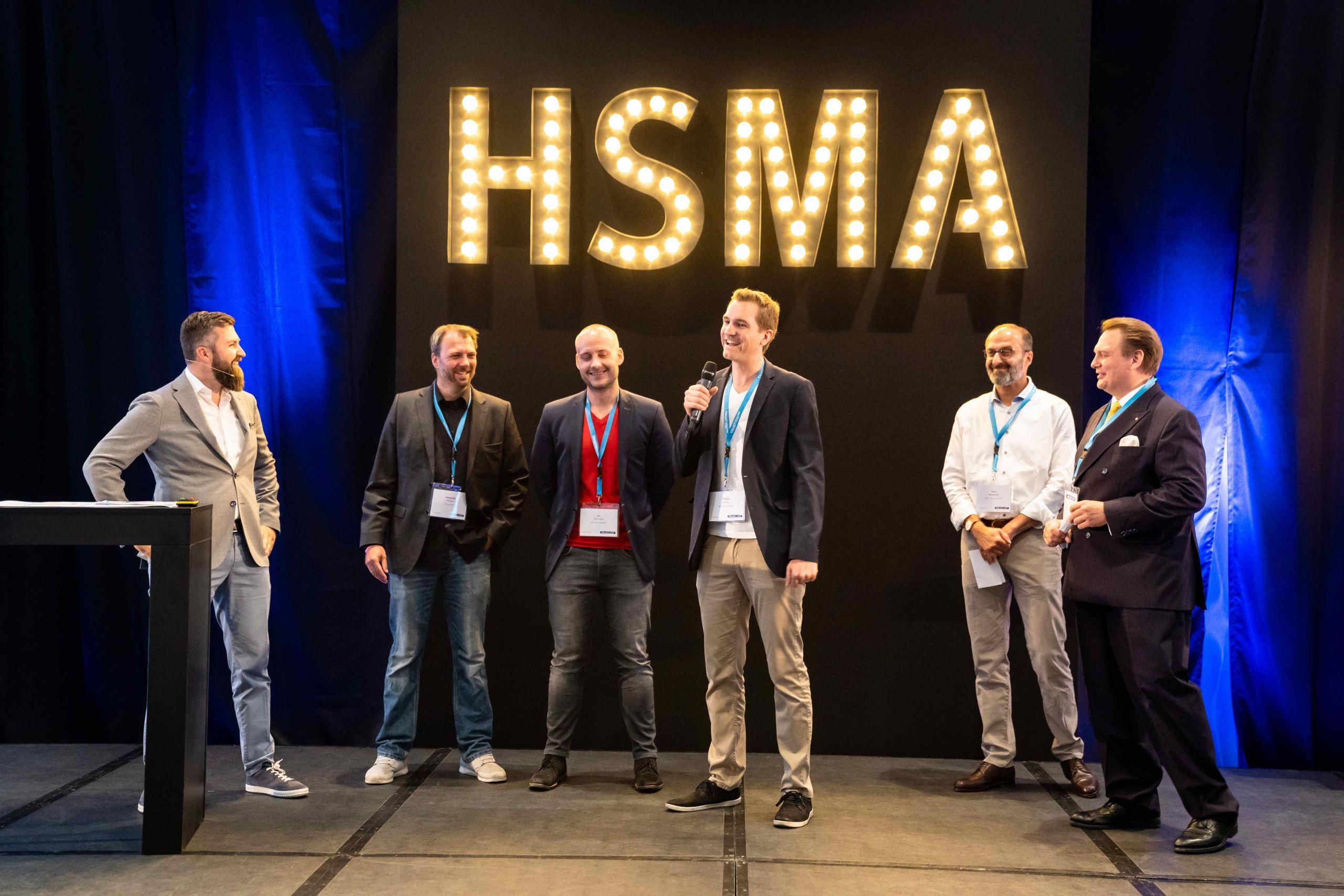 HSMA e Day 2018