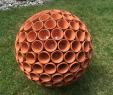Frühlingsdeko Für Den Garten Genial Dekokugel Für Den Garten Dies ist Eine Styroporkugel 30cm