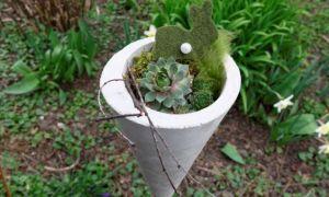 40 Schön Frühlingsdeko Für Den Garten