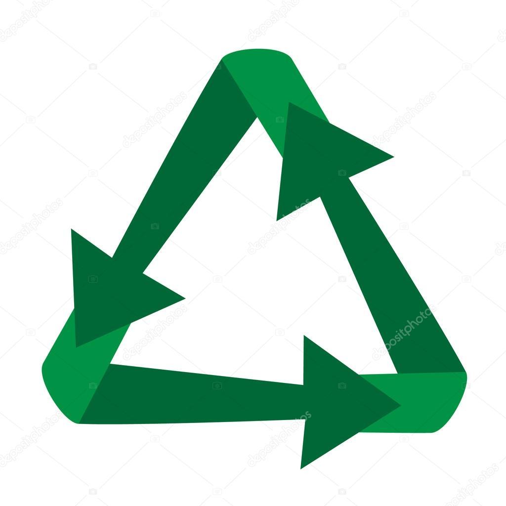 depositphotos stock photo recycle 3d color arrows