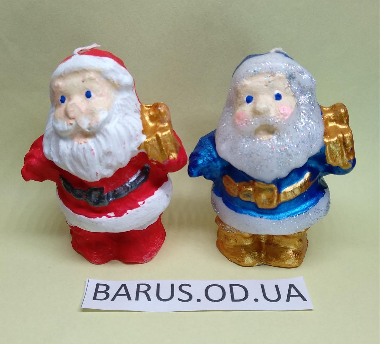 w640 h640 svechi dekorativnye santa