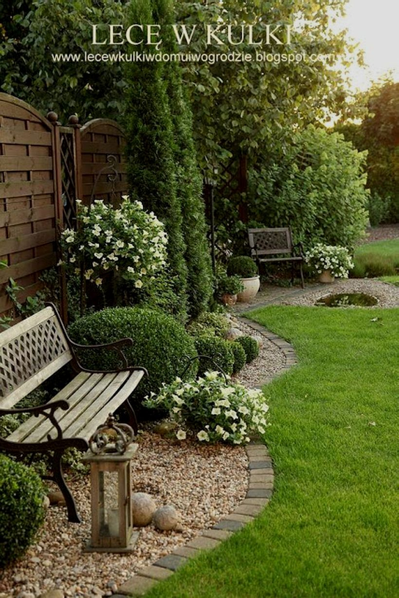 Garten Dekorationsideen Einzigartig Landscape Yard Landscapingbackyard