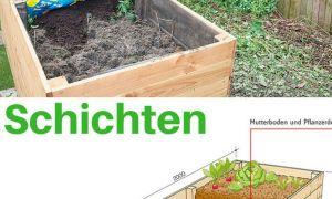 22 Elegant Garten Hochbeet