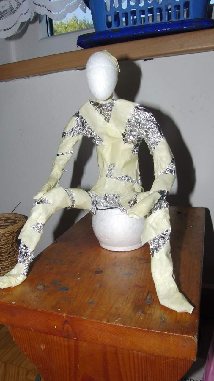 garten idee das beste von diy garden sculpture ideas pc285ac284c2a2prava na figuru z powertexu od of garten idee