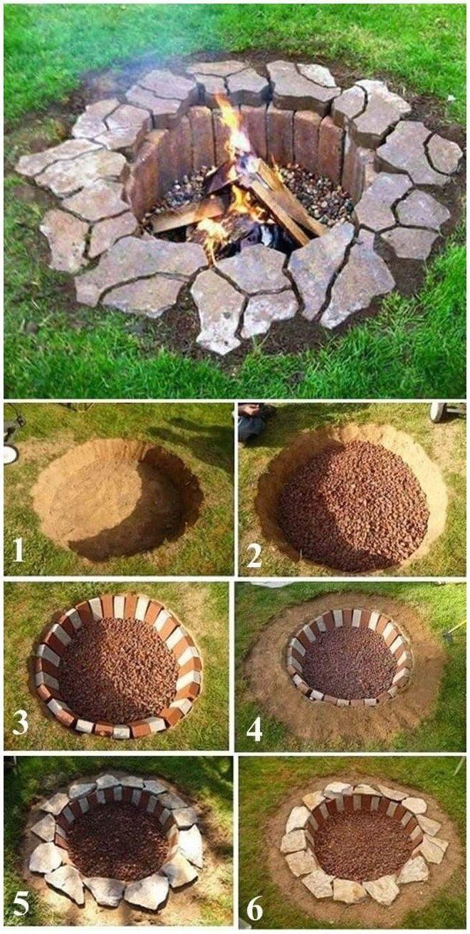 Garten Ideen Diy Frisch Einfache Und Einfache Ideen Für Landschaftsgestaltung