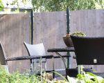 25 Luxus Garten Ideen Sichtschutz