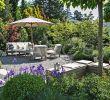 Garten Mediterran Gestalten Einzigartig Pflanzplanung Sitzplatz Bepflanzung