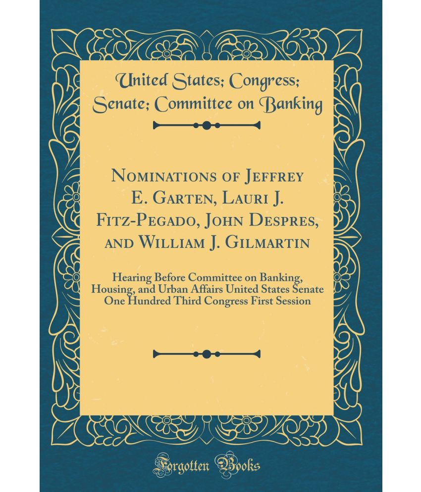 Nominations Jeffrey E Garten SDL 1 8d575