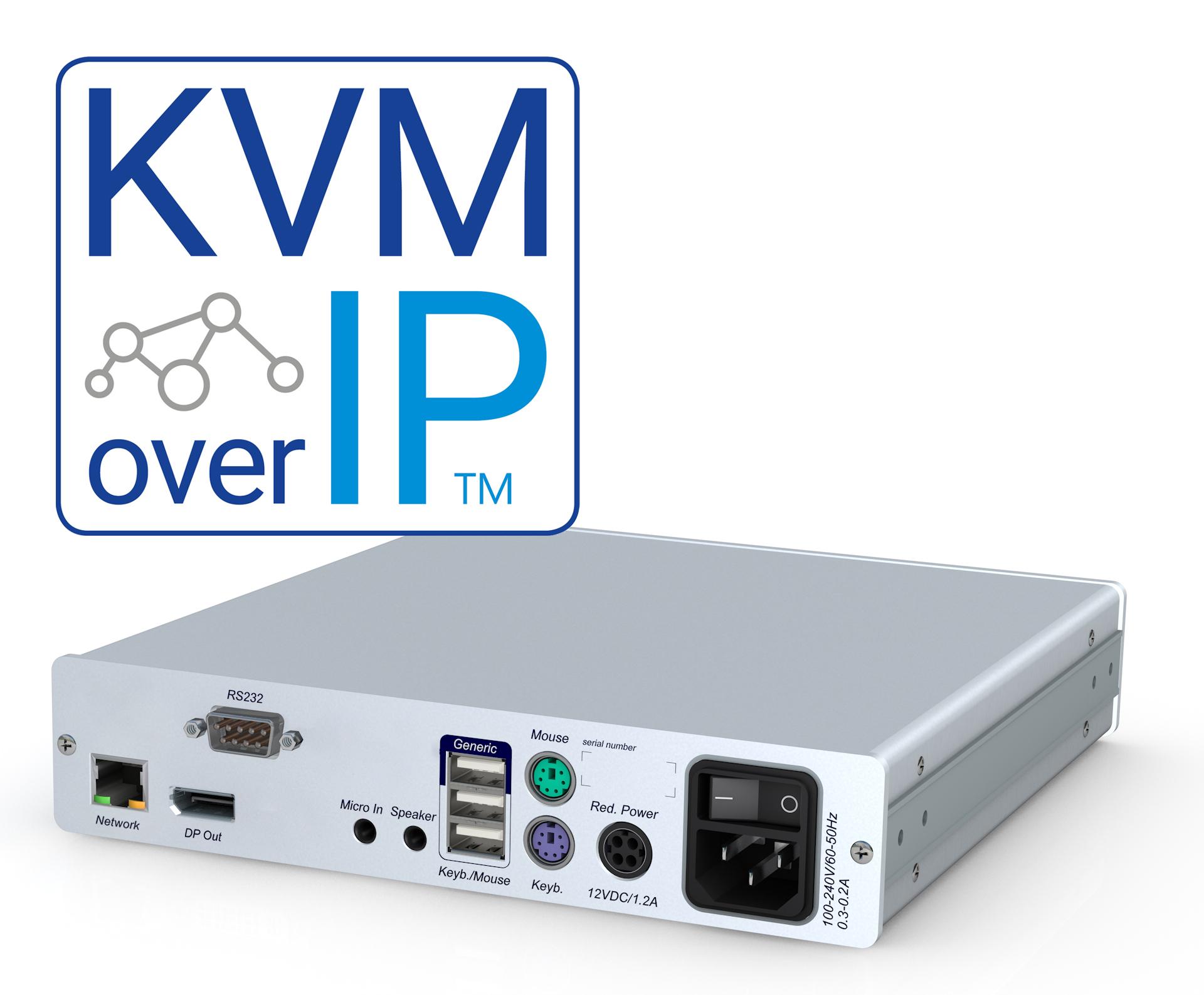 KVM over IP