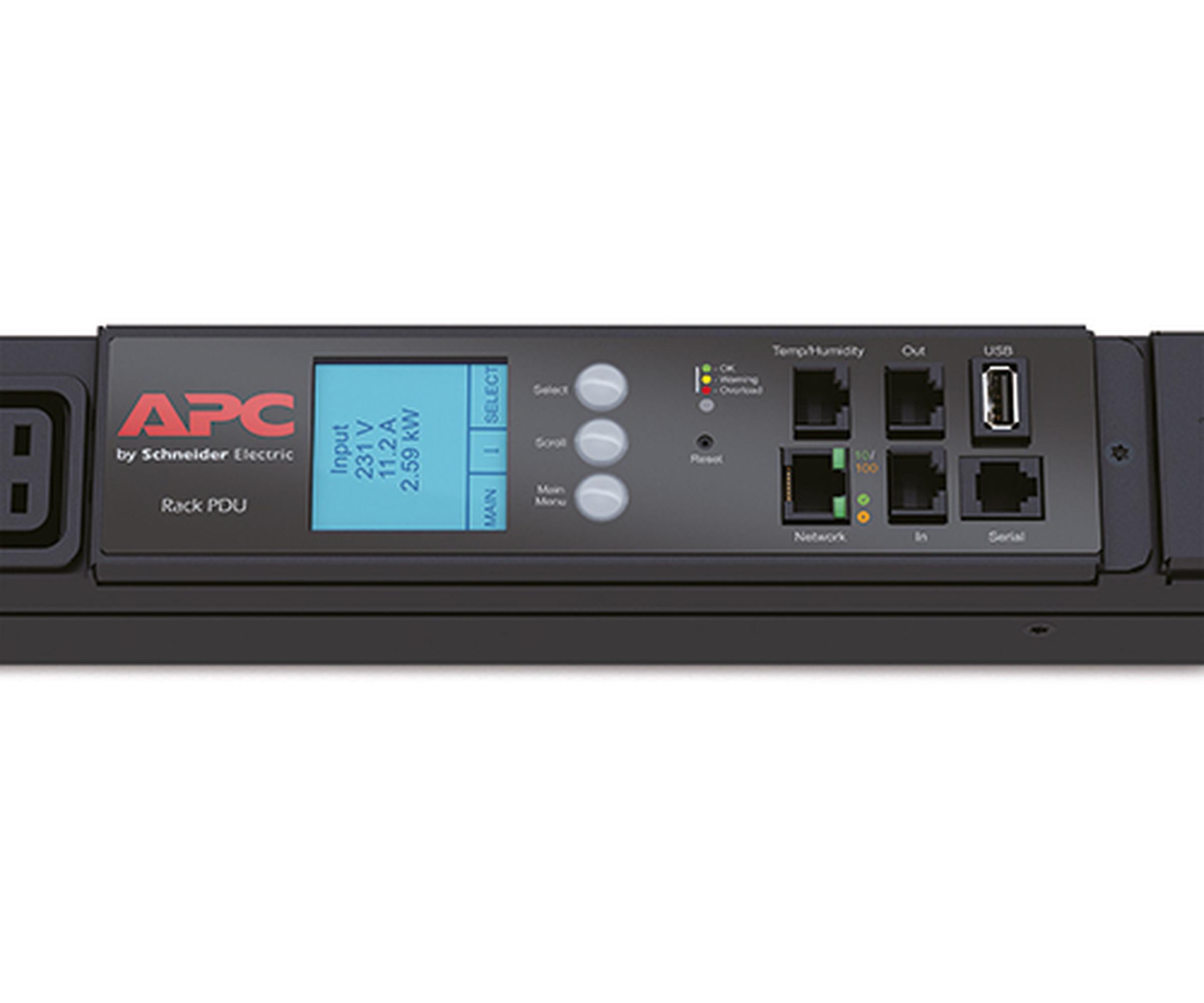 apc ap8886 power distribution unit pdu 0d black 42 ac outlet s en 5