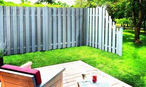 39 Genial Garten Sichtschutz Holz Schöner Wohnen