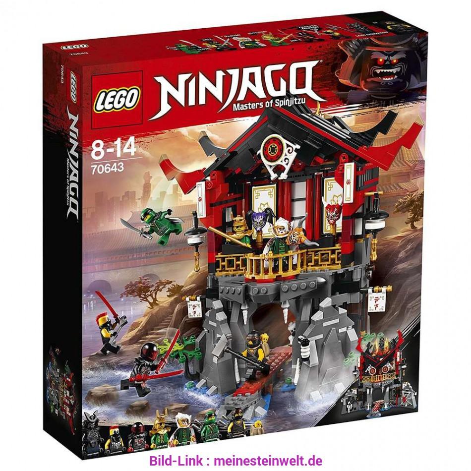 am leben lego ninjago tempel lichts 3487